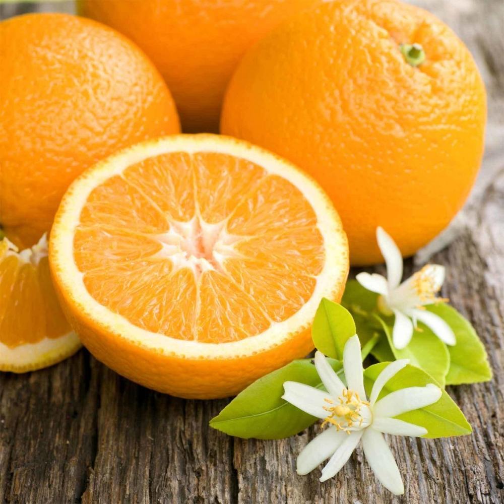 Польза апельсинов для красоты