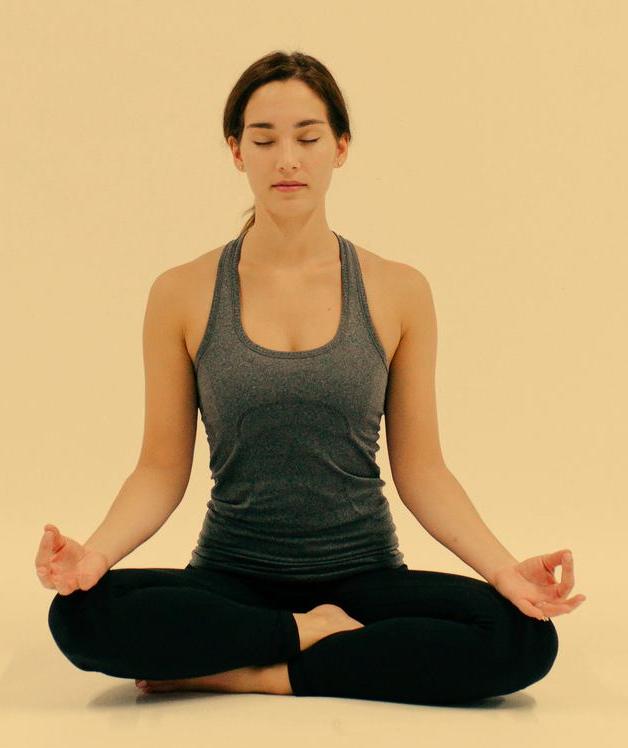 Позы йога которые помогут вам быть всегда в тонусе