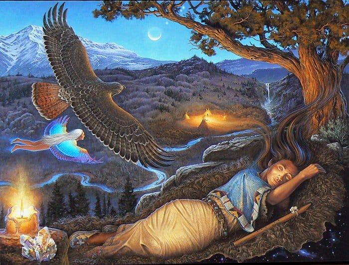 7 мифических страхов, которые видим во сне и их толкование