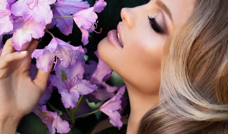 Экстракты цветов для проблемной кожи