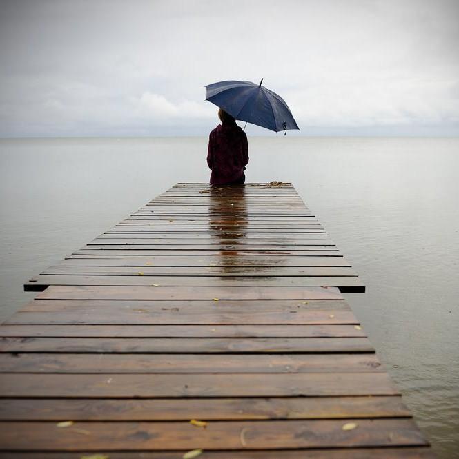 Одиночество - как твой характер крут...