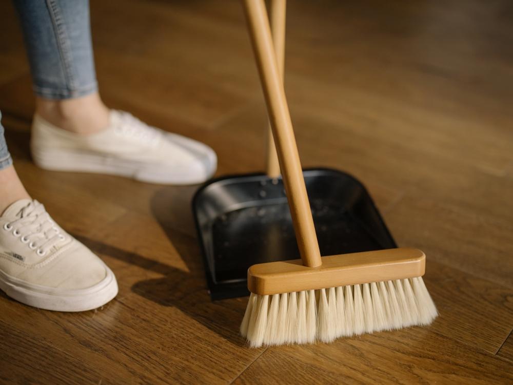 Чистота в доме. Несколько правил.