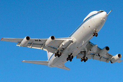 В России угнан «самолет судного дня»