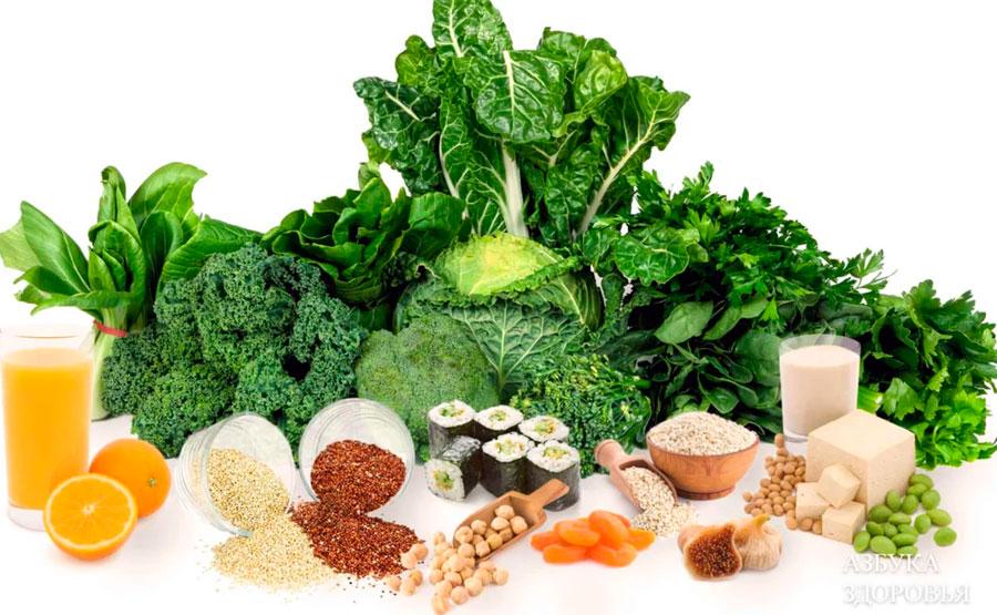 12 продуктов с высоким содержанием кальция