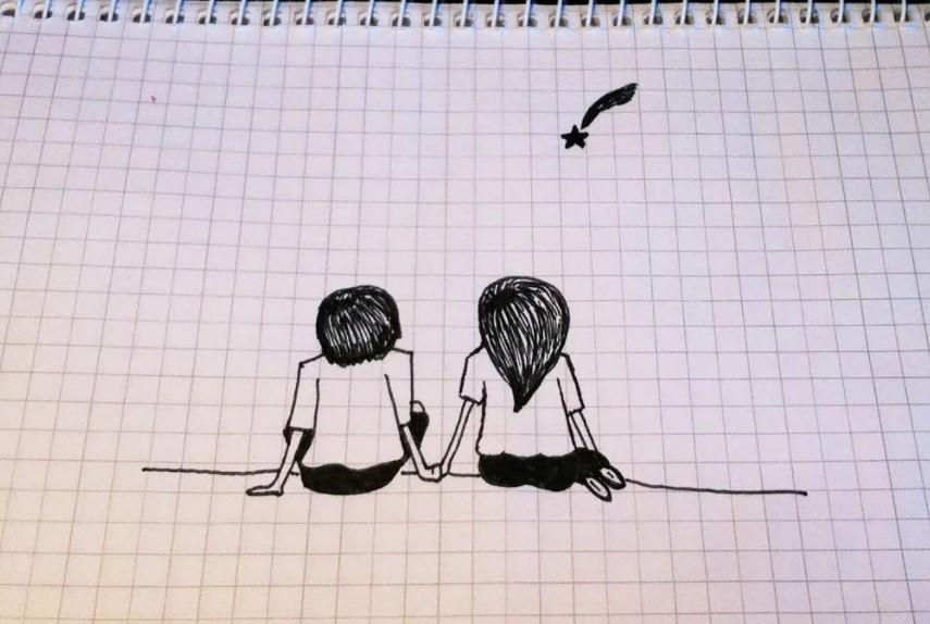 Все мы хоть раз, что-то рисовали. Что означают наши рисунки?