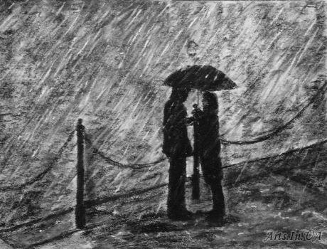Танец на мосту в дождь (подборка рассказов)