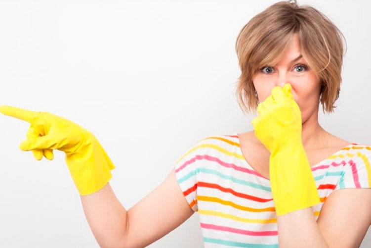 Как избавиться от неприятных запахов?