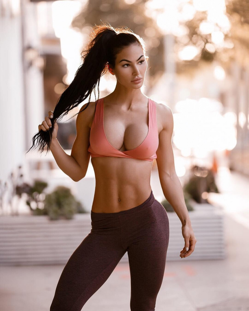 Working Out Makes Women