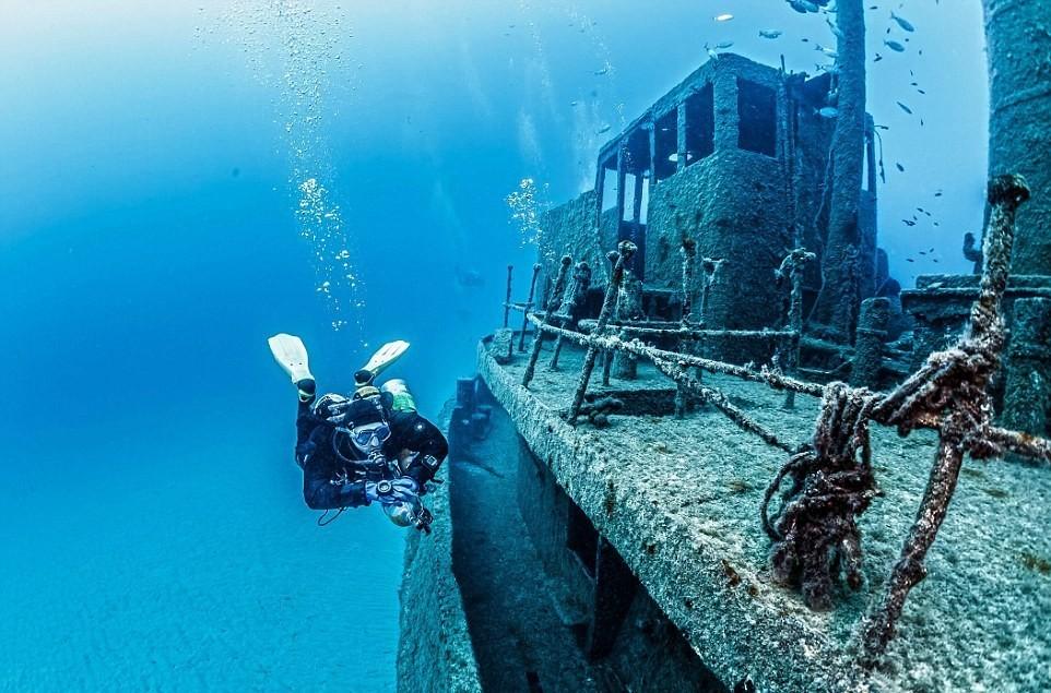 картинки затонувшего корабля кьюриосити