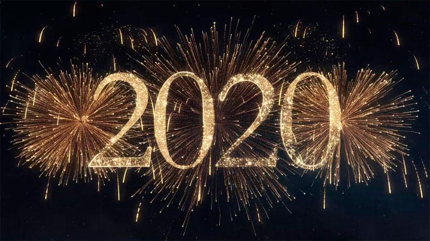 Весь 2020 год в одном видео