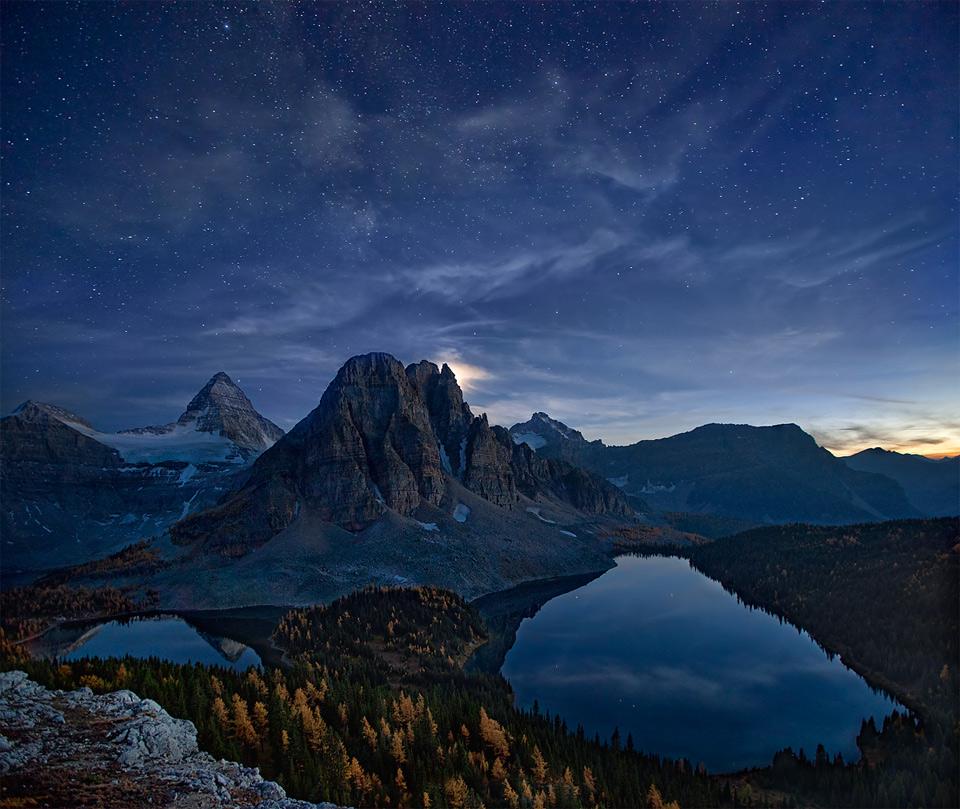 Лучше гор могут быть только горы!