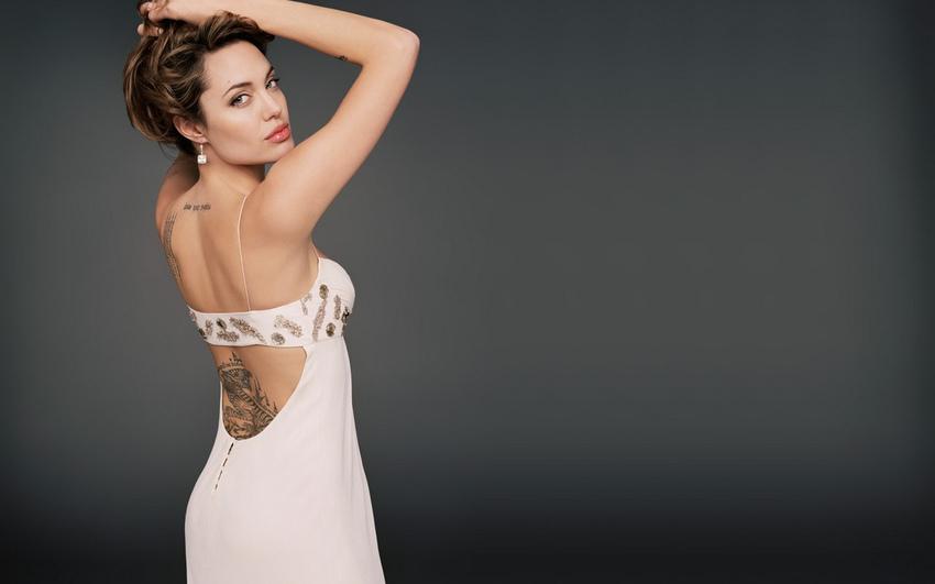 Обои Звёзды: Анджелина Джоли