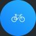 Bikemap - Карты и GPS навигация для велопрогулок