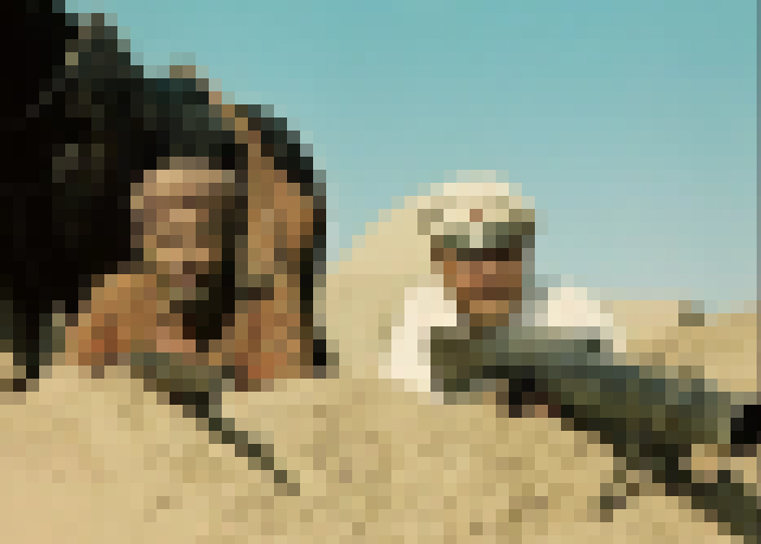 Из какого советского фильма этот зашифрованный кадр?