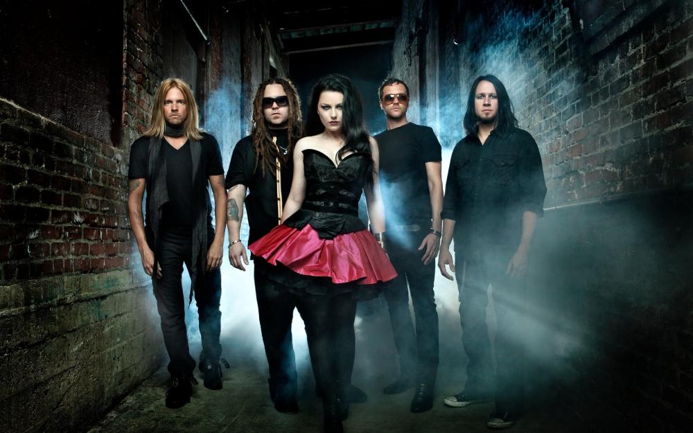 Как называется эта песня в исполнении Evanescence?