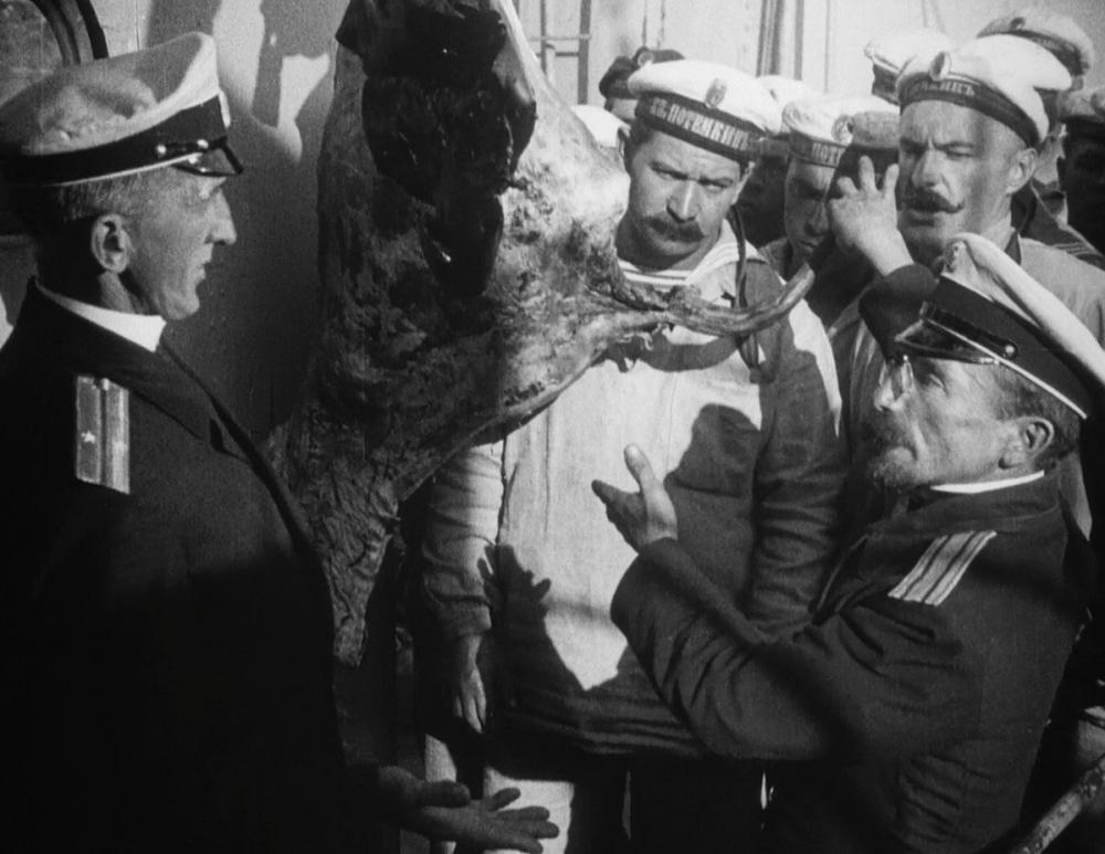 Советский кинофильм 1920-х годов, признанный в 1958 и 1976 годах по опросамкинокритиков и киноведов мира первым среди «лучших фильмов всех времён и народов»
