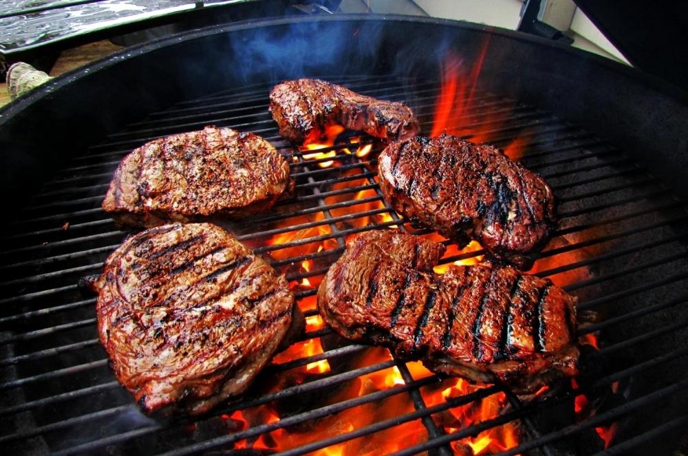 Какое мясо не подходит для жарки на решётке?