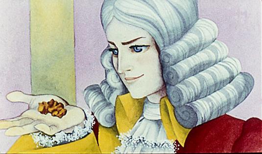 Сколько лет искали орех, с помощью которого можно было расколдовать принцессу Пирлипат?