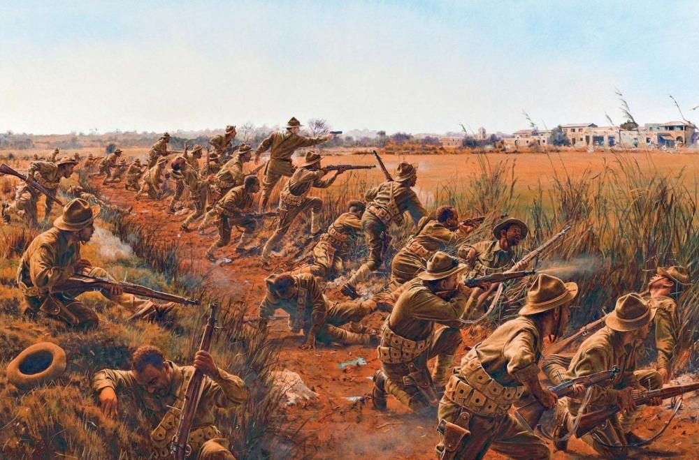 Одна из самых кровавых битв за годы наполеоновских войн, в которой более 50 тысяч человек были ранены и убиты.