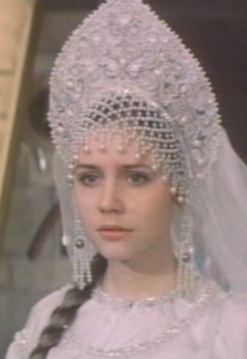 В какой сказке главную героиню сыграла жена Олега Табакова?