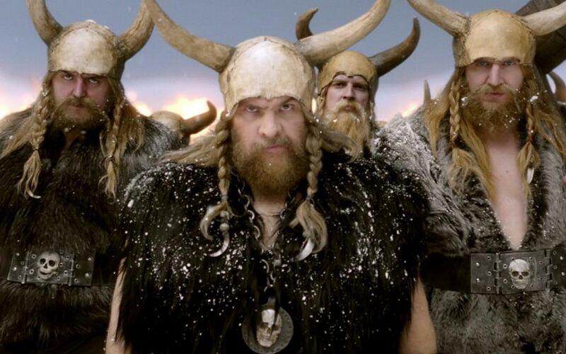 Правда ли, что викинги почти никогда не носили рогатые шлемы?