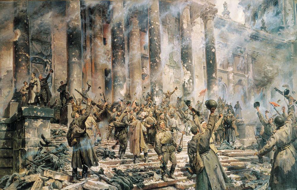 После отступления войск Наполеона из Москвы в 1812 году состоялась битва ..