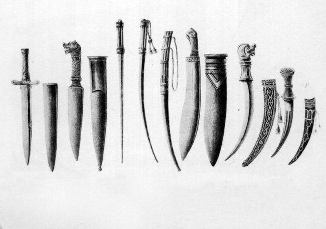 Правда ли, что во времена Российской империи не разрешалось носить холодное оружие?