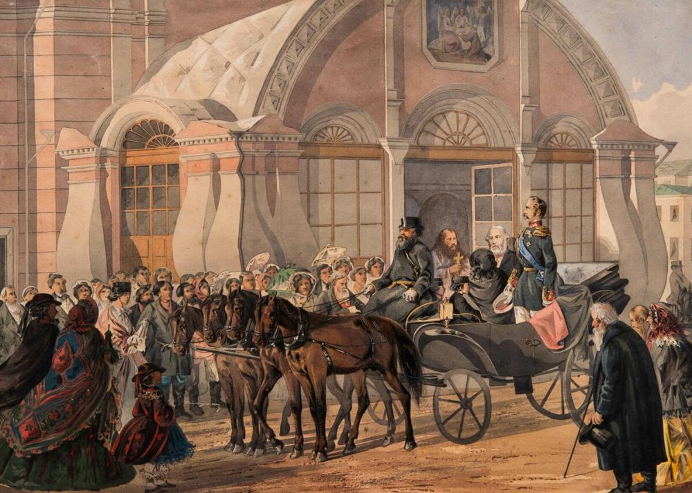 Российский император, во время правления которого, не было ни одной войны с традиционными соперниками России