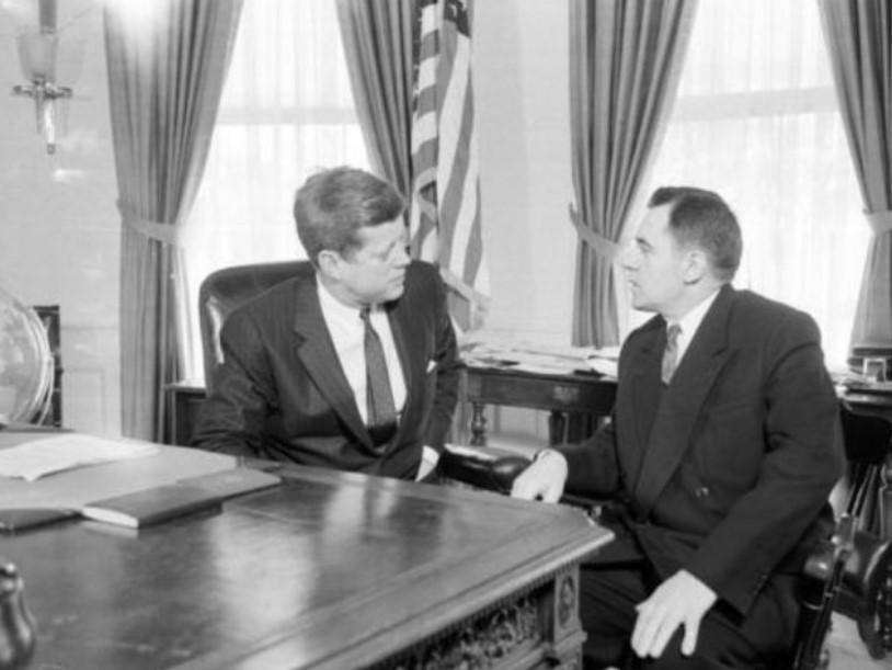 Великий дипломат, министр иностранных дел СССР, за твёрдость в отстаивании советской внешней политики прозванный на Западе «Мистер Нет»