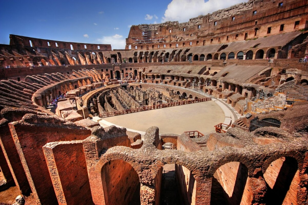 Правда ли, что Колизей считается самым кровавым местом за всю историю?