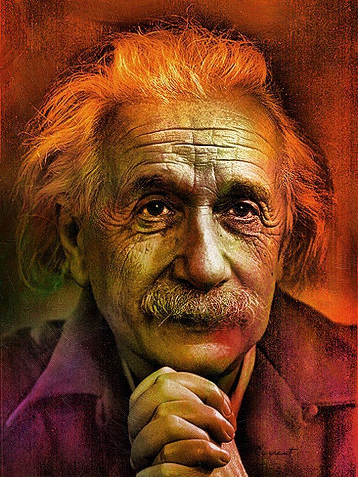 Когда мозг Эйнштейна сравнили с мозгом среднего человека, выяснилось, что