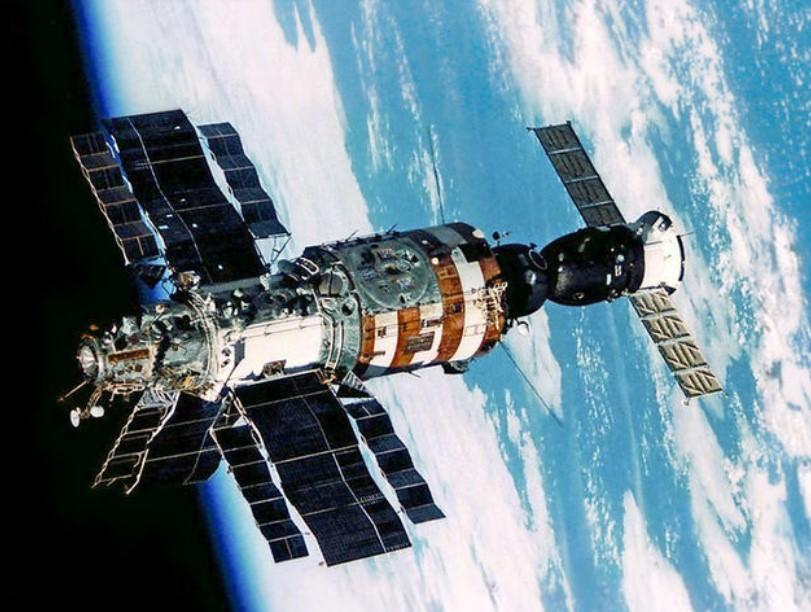 Советская космическая станция, первая в мировой истории выведенная на орбиту Земли в 1971 году