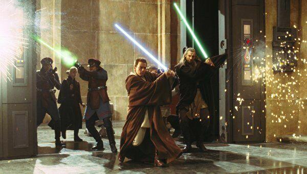 Продолжи фразу с фильма Звездные войны: Нельзя остановить перемены, как нельзя...