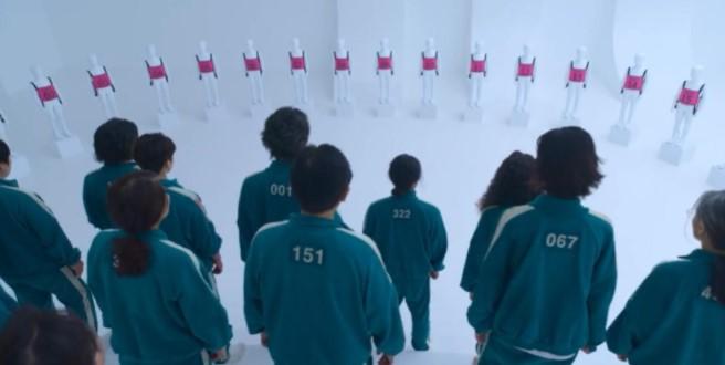 Какой номер выбрал Сон Ги-Хун в пятой игре?