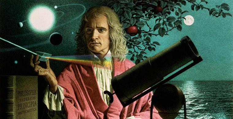 Правда ли, что Исаак Ньютон открыл гравитацию благодаря упавшему на голову яблоку?