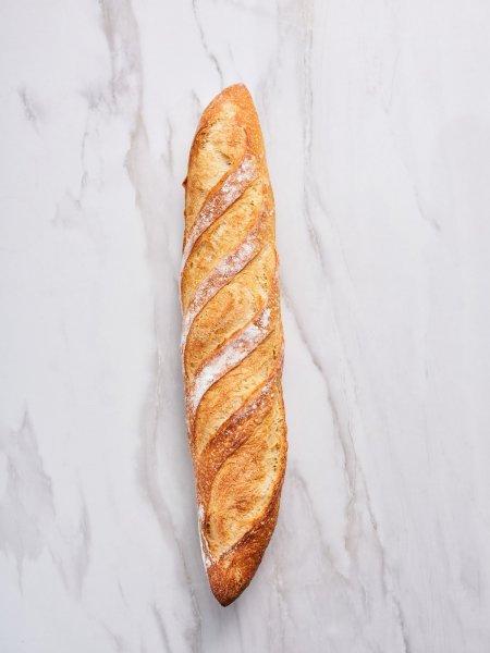 Сколько весит парижский багет?