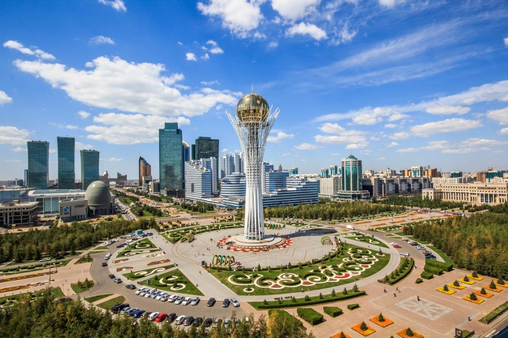 Самая крупная ГЭС Казахстана: