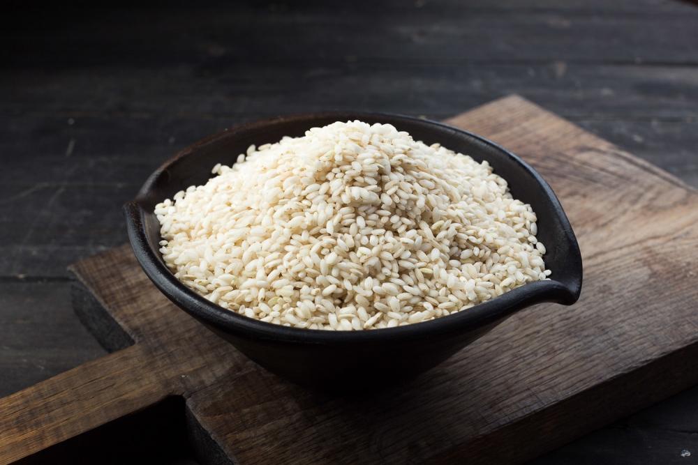 Какого цвета должен быть стебель созревшего риса?