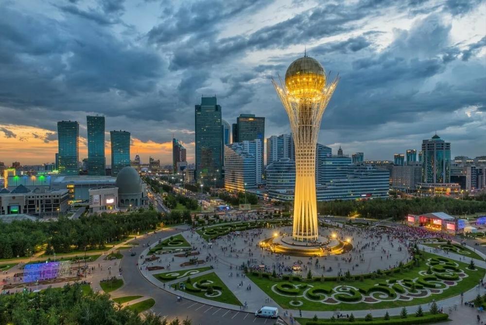 Есть ли у Казахстана выход в Мировой океан?