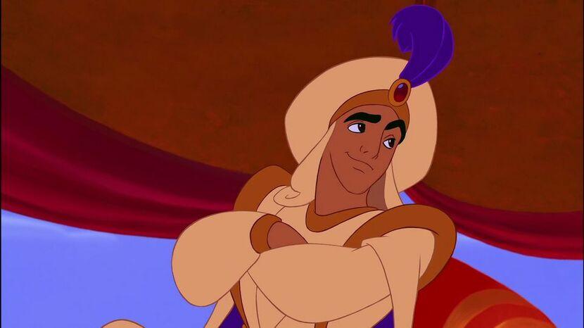 Откуда родом Аладин?