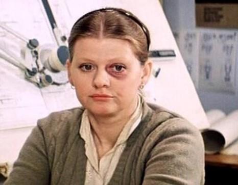 Откуда у Нади Клюевой был под глазом синяк?