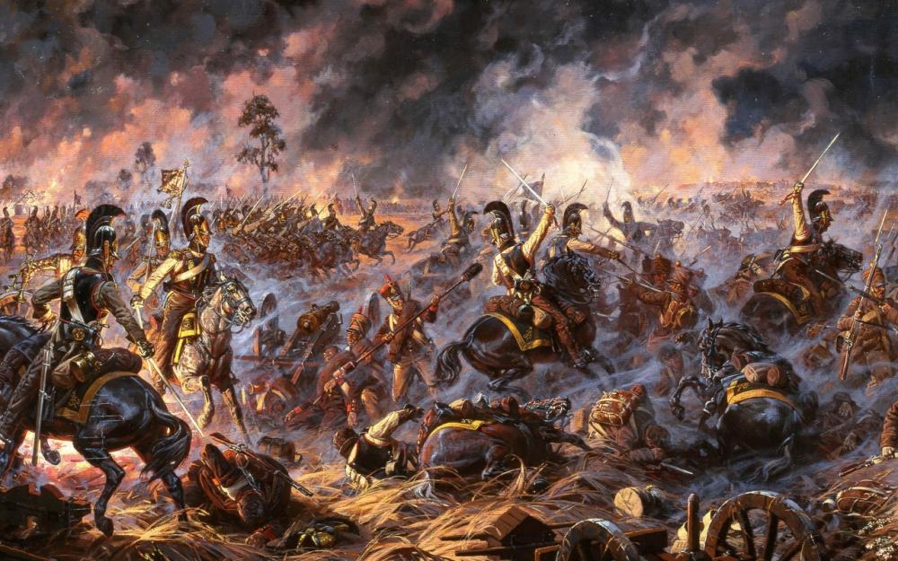 После какой битвы Юлию Цезарю удалось подчинить племена белгов и взять под контроль их земли?