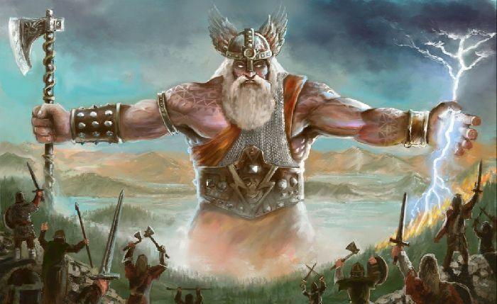 Правда ли, что главного бога славян звали Перун?