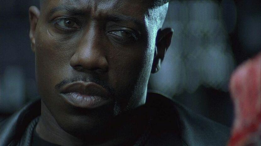 Сколько было выпущено фильмов в рамках франшизы «Блэйд»?