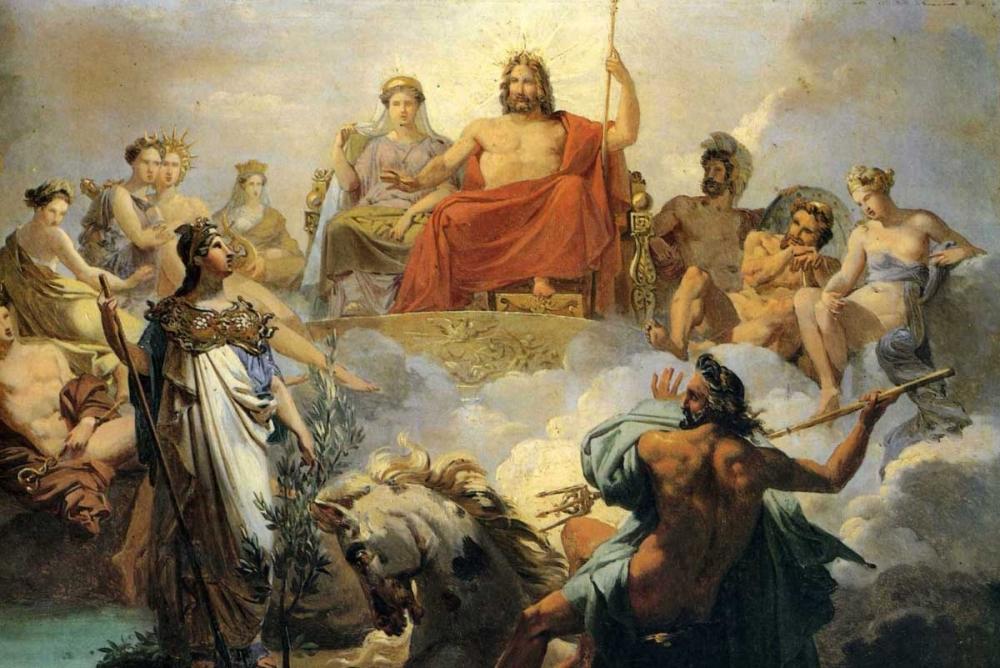 Кто был королём бургундов?