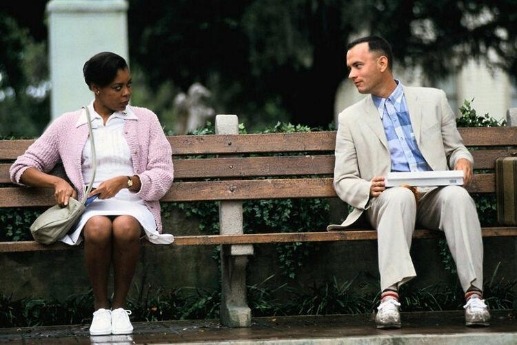 Продолжи фразу из фильма Форрест Гамп: - Форрест, ты уже выбрал, кем станешь, когда вырастешь? - Кем буду я? - Да. - ...
