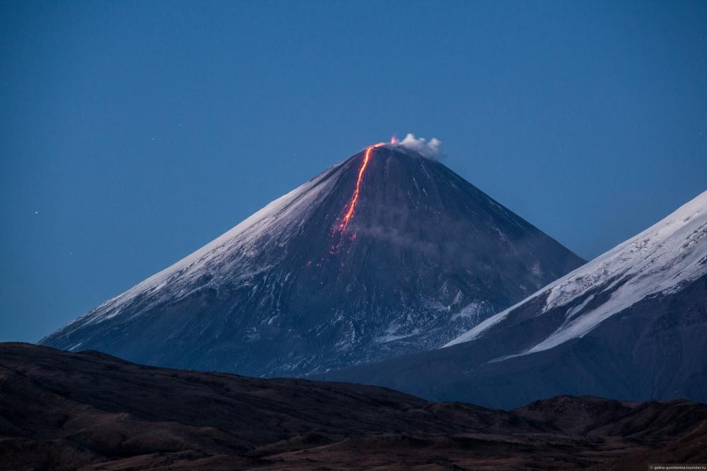 Когда произошло самое известное и мощное из произошедших на Толбачике в историческое время извержений на 2021 год (так называемое Большое трещинное Толбачинское извержение)?