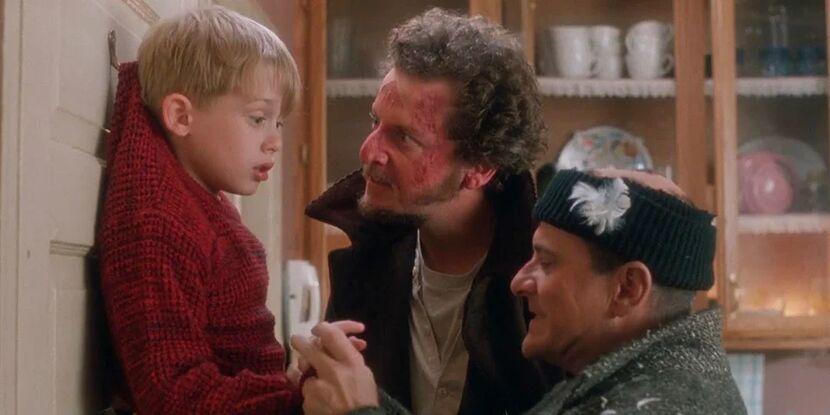 В какой город семья Кевина из фильма «Один дома» улетела на рождественские праздники?
