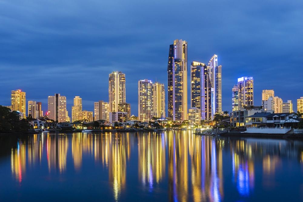 Город Мале является столицей островного государства ...