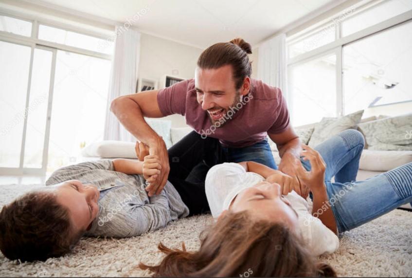 Если Вас решили пощекотать, ощущение щекотки можно уменьшить